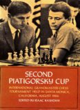 Second Piatigorsky Cup : international grandmaster chess tournament held in Santa Monica, California, August 1966