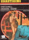 Sam Durell operazione  Sigrid    Edward S. Aarons EDIZIONE 2013 di Bandinotto