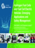 Hydrogen Fuel Cells and Fuel Cell Electric Vehicles