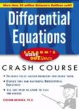 Schaum's Easy Outlines of Differential Equations