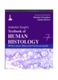 Inderbir Singh's Textbook of Human Histology with Colour Atlas and Practical Guide