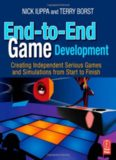 End-to-End Game Development: Creating Independent Serious Games and Simulations from Start