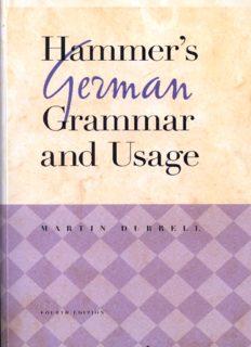 18.Hammer's German Grammar and Usage.pdf