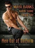Men Out of Uniform: Three Novellas of Erotic Surrender