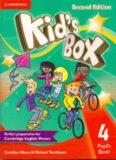 Kid's Box 4 (Pupil's Book)