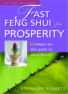 FENG SHUI for FAST FAST FENG SHUI for - Goodreads
