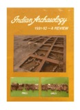 Indian Archaeology 1991-92 A Review - Archaeological Survey of