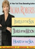 The Gallaghers of Ardmore Trilogy (Jewels of the Sun; Tears of the Moon; Heart of the Sea)