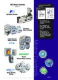 Contactor/ Motor Starters/ Motor Controls/ Overload Relay/ Motor