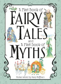 A Treasury of Fairy Tales and Myths A Treasury of Fairy Tales and Myths