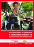 Five-year assessment of the CEPF investment in the Western Ghats region of the Western Ghats