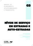 níveis de serviço em estradas e auto-estradas