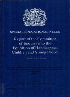 1978 Warnock Report