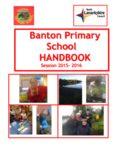 Banton Primary School HANDBOOK