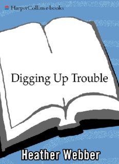 Digging Up Trouble: A Nina Quinn Mystery (Nina Quinn Mysteries)