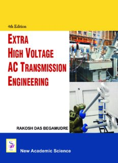 Extra high voltage AC transmission engineering