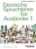 Deutsche Sprachlehre Fur Ausländer Grundstufe