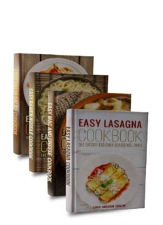 Easy Pasta Cookbook Box Set (Easy Pasta Cookbook, Easy Mac and Cheese Cookbook, Easy Pasta Salad Cookbook, Easy Lasagna Cookbook, Easy Ramen Noodle Cookbook 1)