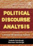 Political discourse analysis