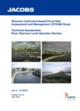 River Shannon Level Operation Review Report - Shannon CFRAMS