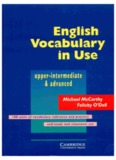 Page 1 English Vocabulary ºn Use upper-intermediate & advanced Michael McCarthy Felicity O ...