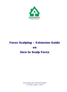 Forex Scalping - Extensive Guide on How to Scalp Forex