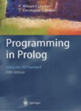 Programming in Prolog, Fifth Edition - DAINF
