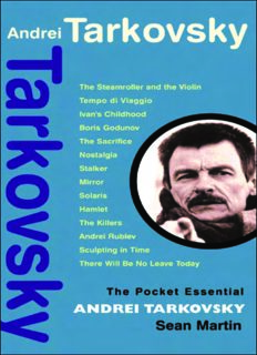 Andrei Tarkovsky (Pocket Essential series)