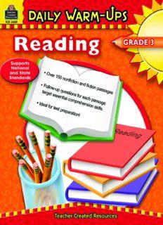 Daily Warm-Ups Reading, Grade 3 Enhanced E-book.pdf