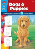 Dogs & Puppies  Step-by-step instructions for 25 different dog breeds (Learn to Draw)