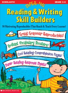 Reading & Writing Skill Builders Reading & Writing Reading & Writing Skill Builders