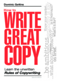 Rules of Copywriting