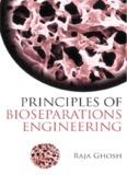 Principles of Bioseparations Engineering