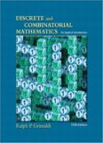 Discrete and Combinatorial Mathematics: An Applied Introduction (5ed.)