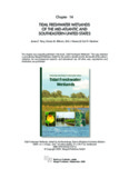 Perry, J.E., D.M. Bilkovic, K.J. Haven, and C.H.Hershner. 2009. Tidal Freshwater Marshes of the ...