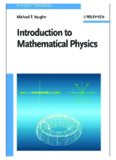 Introduction to Mathematical Physics, Michael T. Vaughn