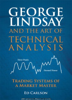 George Lindsay and the Art of Technical Analysis