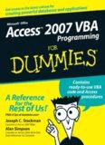 Access VBA Programming For Dummies Feb 2007.pdf