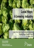 Introduction to Hop Production (Smiths Falls 2016 Presentation by Evan Elford)