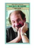 Salman Rushdie (Bloom's Modern Critical Views)