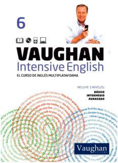 Vaughan Intensive English Libro 6