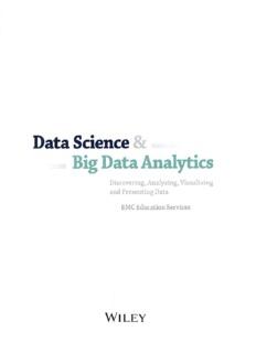 Data Science & Big Data Analytics