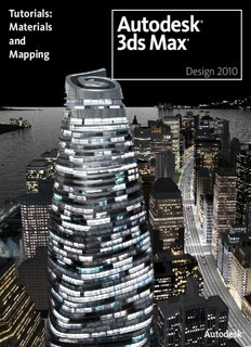 3ds Max 2010 Materials Mapping - Autodesk