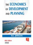 The Economics of Development and Planning (40th ed.)