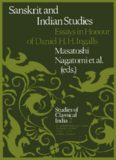 Sanskrit and Indian Studies : Essays in Honour of Daniel H.H. Ingalls