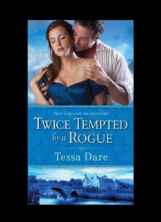 Twice Tempted by a Rogue (The Stud Club, Book 2)