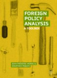 Foreign Policy Analysis: A Toolbox
