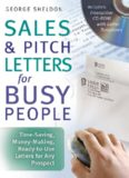 Sales & pitch letters for busy people: time-saving, money-making, ready-to-use letters for any