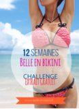 Belle en bikini