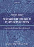 Machiavelli, Grotius, Kant, and Mazzini